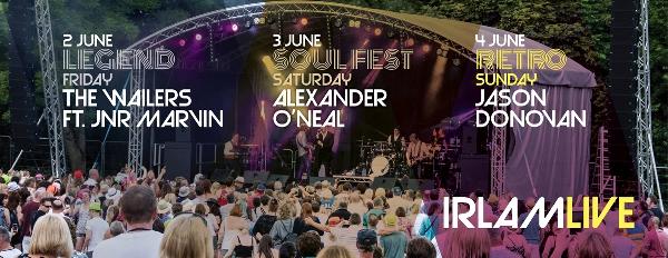 Irlam Live 2017